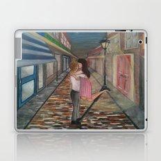 A Kiss in Paris Laptop & iPad Skin