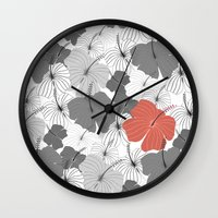 c13 standing out Wall Clock