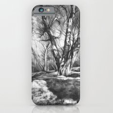 Musing of Trees iPhone 6 Slim Case