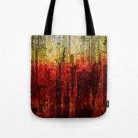 Baltus city Tote Bag
