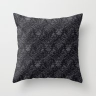 Victorian Pattern 3 Throw Pillow
