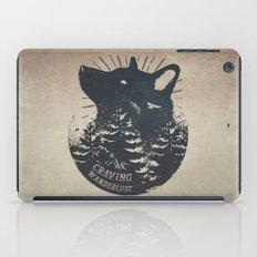 Craving Wanderlust iPad Case