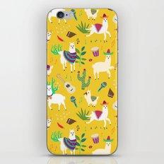 Alpacas & Maracas  iPhone & iPod Skin