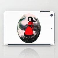 The wind is coming iPad Case