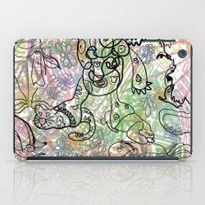 Anymanimals+Whatlifethrowsatyou    Nonrandom-art1 iPad Case