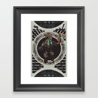 Some Disassembly Require… Framed Art Print