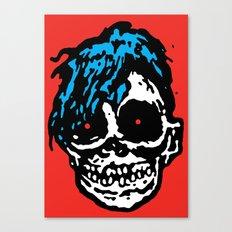 Devilock Canvas Print