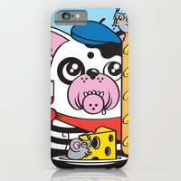 The Frenchie Connection iPhone 6 Slim Case
