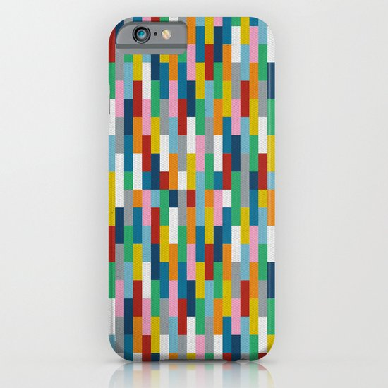 Bricks Rotate #2 iPhone & iPod Case