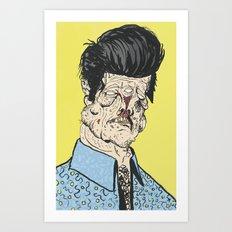 Elvis Festerly Art Print