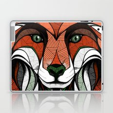 Fox // Colored Laptop & iPad Skin