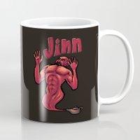 Evil JInn Mug