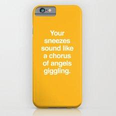 Chorus of Angels iPhone 6s Slim Case