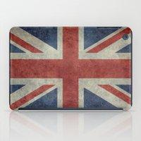 Union Jack  (3:5 Version) iPad Case