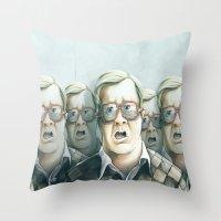 SonOfA! Throw Pillow