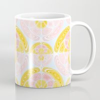 Light Colored Pattern Mug