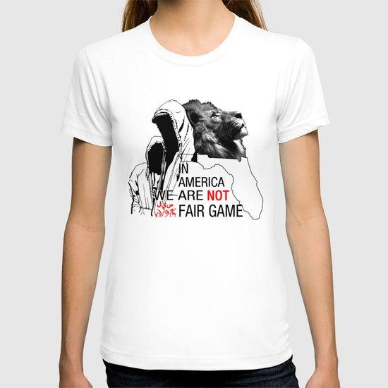 Fair Game T-shirt