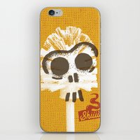 Toilet Brush iPhone & iPod Skin
