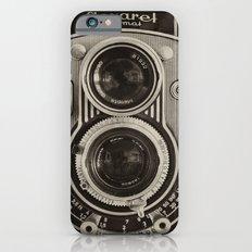 Flexaret | Vintage Camera Slim Case iPhone 6s