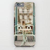Paris Cafe iPhone 6 Slim Case