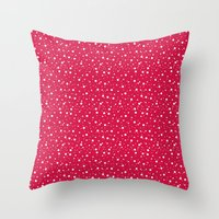 Let it snow... Throw Pillow