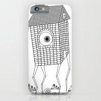 iPhone & iPod Case featuring Lanky Land by Matthew Lok