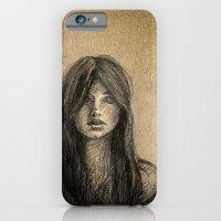 iPhone & iPod Case featuring Miranda by Ashley Jones
