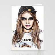 Cara Mia Stationery Cards