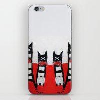 GoodluckGatti iPhone & iPod Skin