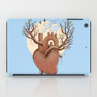 Always In My Heart iPad Case