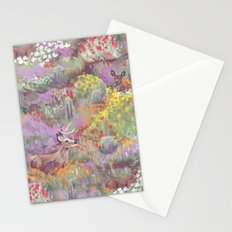 Life in Death Valley Stationery Cards