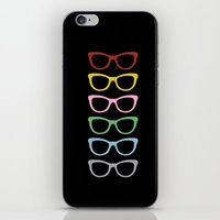 Sunglasses at Night iPhone & iPod Skin