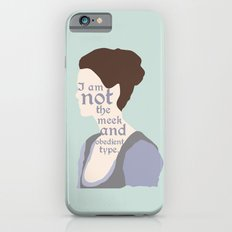 Claire Fraser Quote Slim Case iPhone 6s