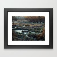 Is This What We've Seen … Framed Art Print