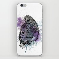 Patterned Quail iPhone & iPod Skin