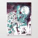 Reactor 4 Canvas Print