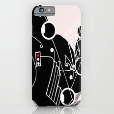 geometric_graypink iPhone 6s Slim Case