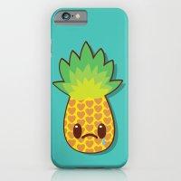 Weeping Ananas iPhone 6 Slim Case