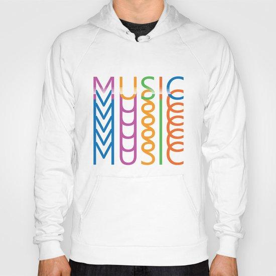 Music #2 Hoody