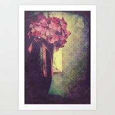 Remember Paris Art Print