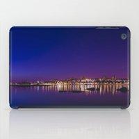 Porto by Night. iPad Case