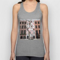House of Cards Unisex Tank Top