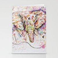 Elephant // Sananga Stationery Cards