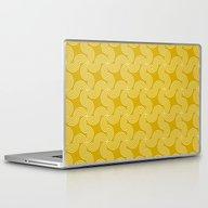 Op Art 90 Laptop & iPad Skin