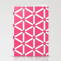 Wildeman Pink Stationery Cards