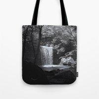 Ohiopyle's Cucumber Fall… Tote Bag