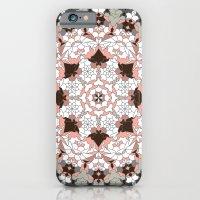 Khatem Rosette 004   Mut… iPhone 6 Slim Case