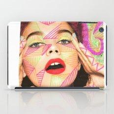 Neon  iPad Case