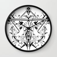 High Noon Wall Clock