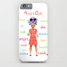 Angryocto - Sara's Candy Slim Case iPhone 6s